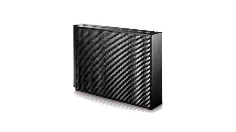 I-O DATA 外付けHDD 3TB EX-HD3CZ