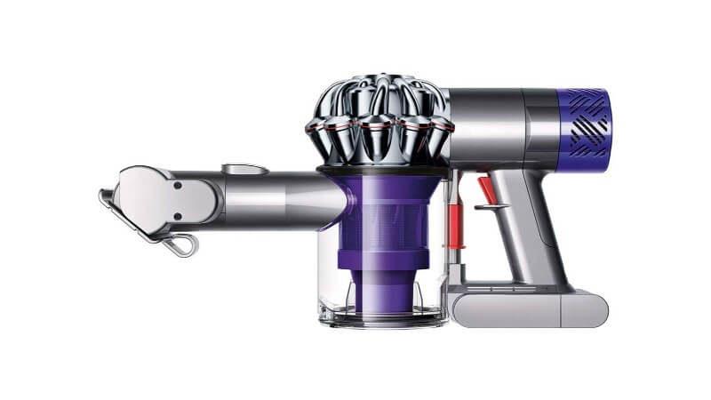 ダイソン ハンディクリーナー V6 Trigger+ HH08MHSP