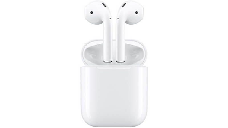 Apple ワイヤレスイヤホン AirPods MMEF2J/A