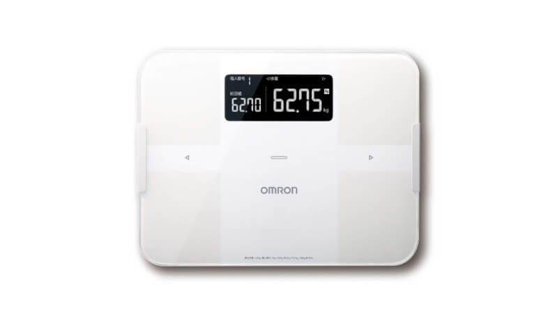 オムロン 体重体組成計 カラダスキャン HBF-256T