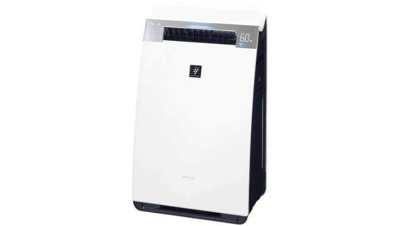 シャープ プラズマクラスター25000 加湿空気清浄機 KI-JX75